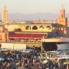 Cafè Argana, teatro dell'attentato di Marrakech