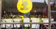Look mum ho hands, London