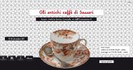 Gli antichi caffè di Sassari in mostra