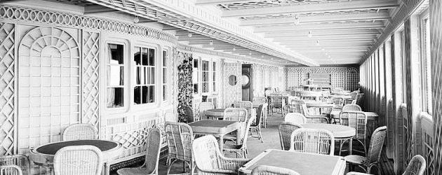 Un caffè sul Titanic