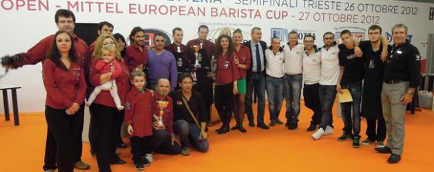 Mittel European Barista Open