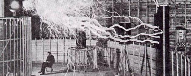Nikola Tesla e il caffè