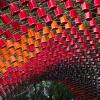 Un tunnel di tazzine