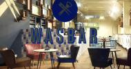 Wasbar, il bar-lavanderia