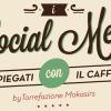 I social media spiegati con il caffè