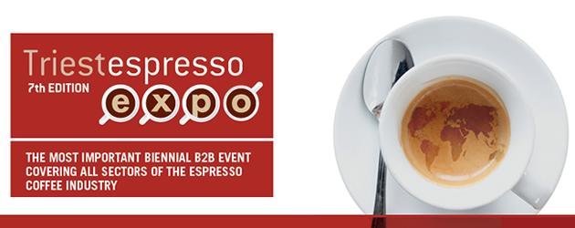 Dal 23 al 25 ottobre la 7a edizione di TriestEspresso Expo